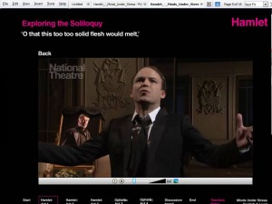 Hamlet: 'MInds Under Stress' Promethean Planet
