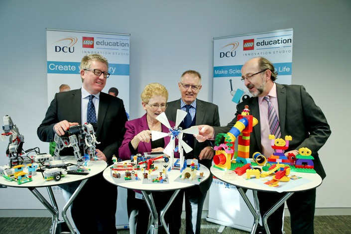 New Lego® Education Innovation Studio at DCU