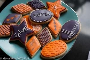 Galway Cookies Easter
