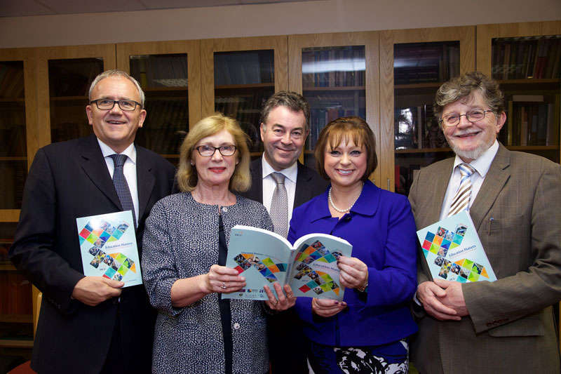 Minister launches Education Matters Yearbook 2015-2016