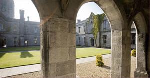 Quadrangle at National University of Ireland Galway