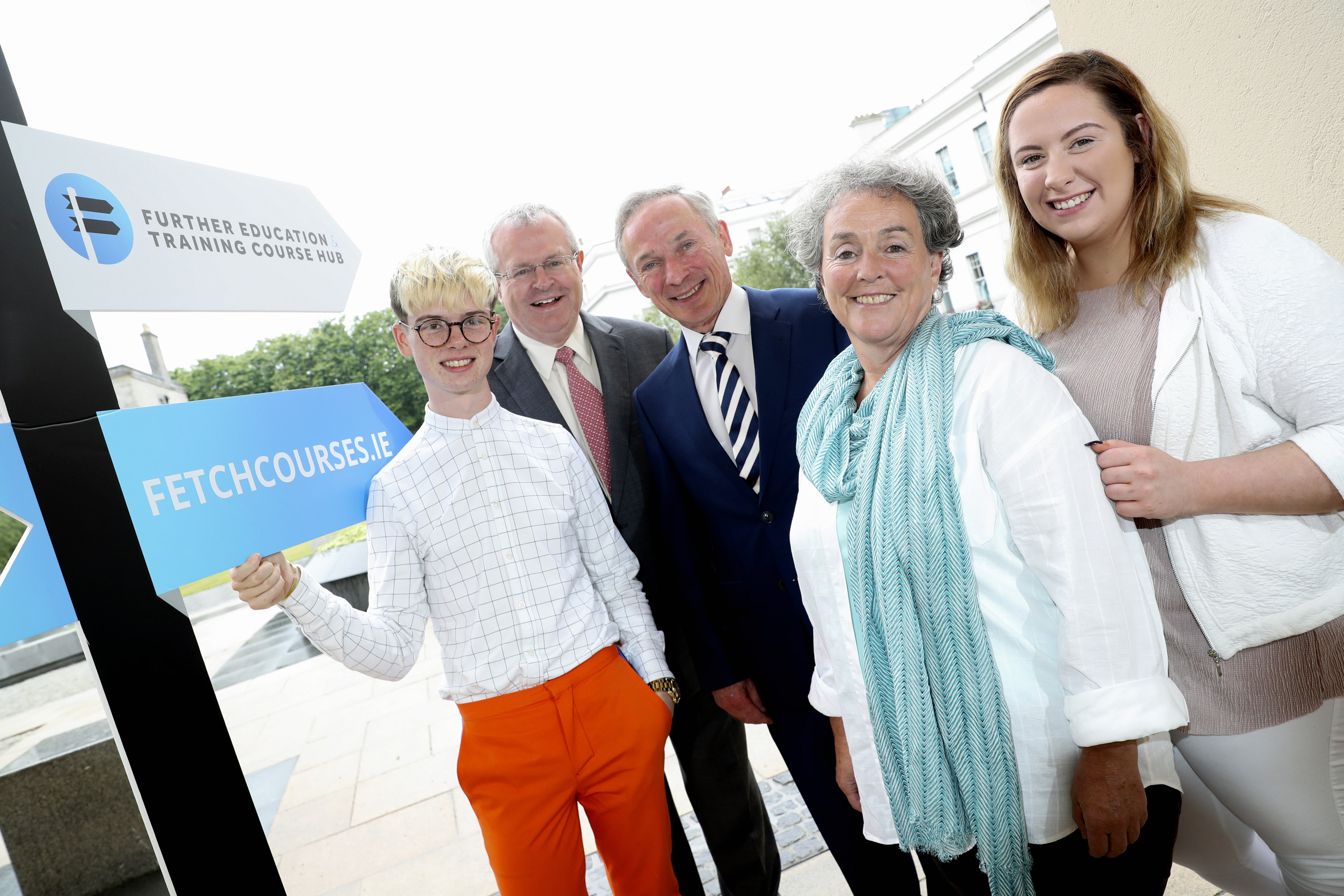 New one-stop hub for Further Education & Training Courses