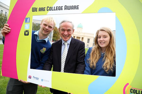 College Awareness Week launched by Minister
