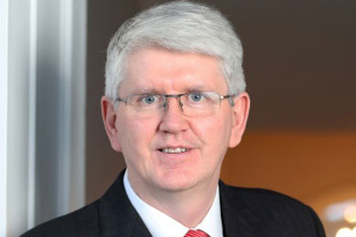 Jim Miley, Director General of the Irish Universities Association (IUA)