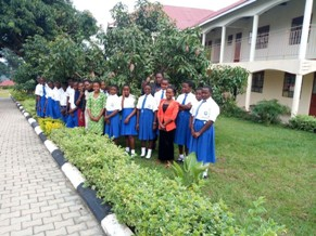 Music Group at St. John the Baptist School in Masaka, Uganda