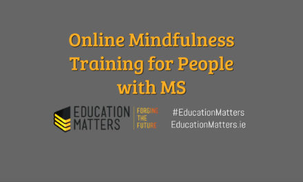 Online Mindfulness Training for People with MS