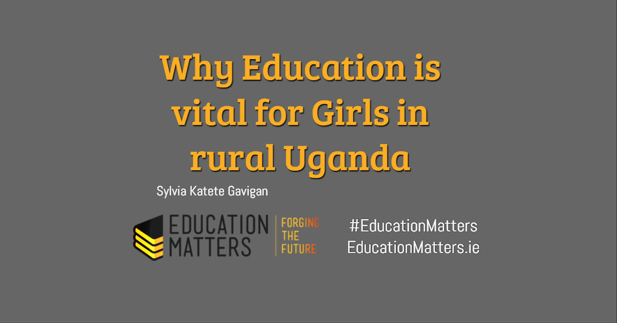 Education vital for Girls in rural Uganda