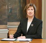 Dr Attracta Halpin, Registrar, National University of Ireland (NUI).