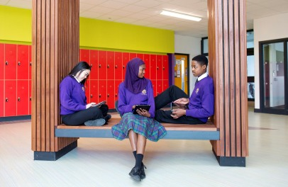 A whole-school approach to changing the learning environment