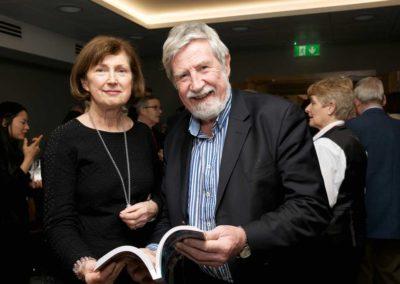Dr Attracta Halpin and Prof Diarmuid Hegarty
