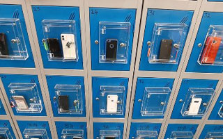 PHONE AWAY BOX – the healthy solution to excessive phone use