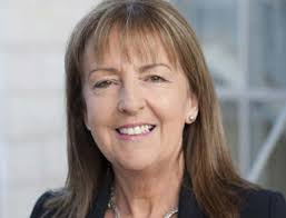 Evelyn Cusack, Head of Forecasting at Met Éireann