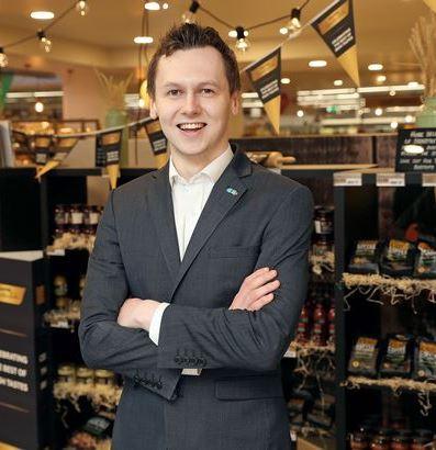 Adam Harris, CEO of AsIAm