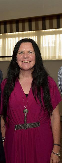 Ann Piggott, newlt elected President of the Associaltion of Secondary TEachers, Ireland (ASTI)