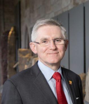 Professor Patrick O'Shea, President, University College Cork