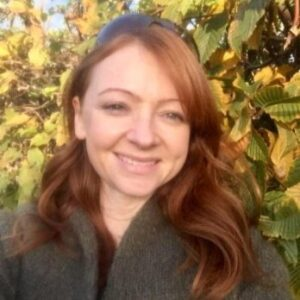 Niamh O'Reilly, CEO, AONTAS
