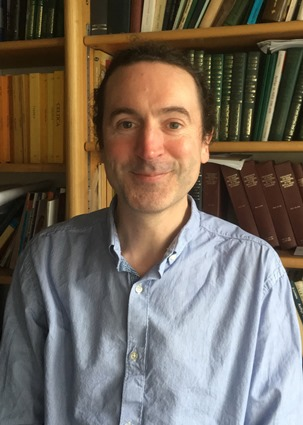 Dr Eoin Mac Cárthaigh Head of Department, Department of Irish and Celtic Studies in Trinity College Dublin.