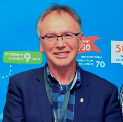 Prof Willie Donnelly, President of WIT