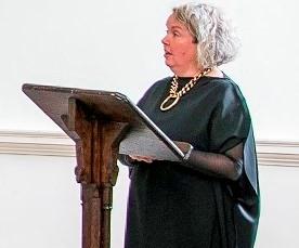 Trinity Provost, Dr Linda Doyle