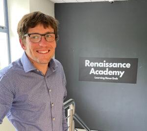 Ulysses Ryan-Flynn, Head of Renaissance Academy