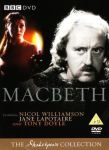 1983 BBC production of Macbeth for TV